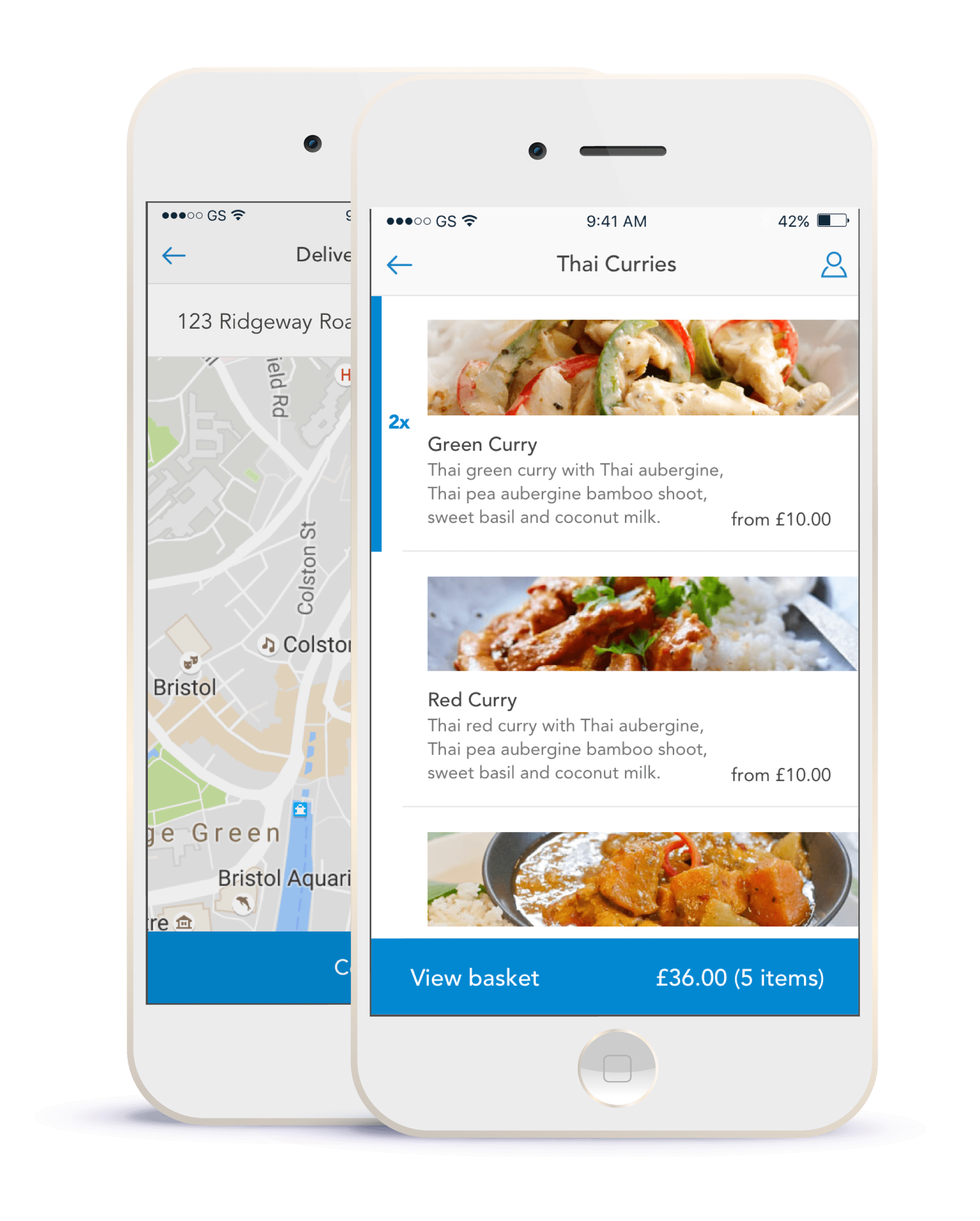 MOBILE APPS  | Preoday - Mobile and online ordering technology provider